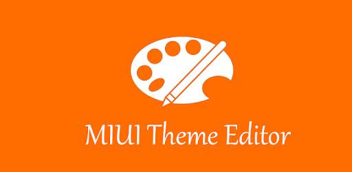 Theme Editor For MIUI