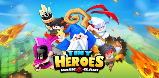Tiny Heroes - Magic Clash