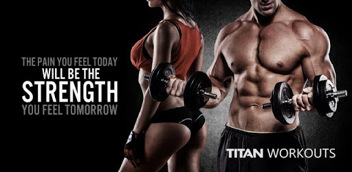 Titan - Home Workout for Men, 6 Pack Abs Workout