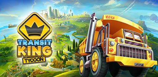 Transit King Tycoon – Transport Empire Builder