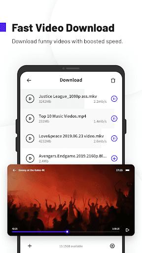 UC Browser Turbo - Fast Download, Private, No Ads v1.6.6.900 دانلود برنامه مرورگر یوسی توربو اندروید