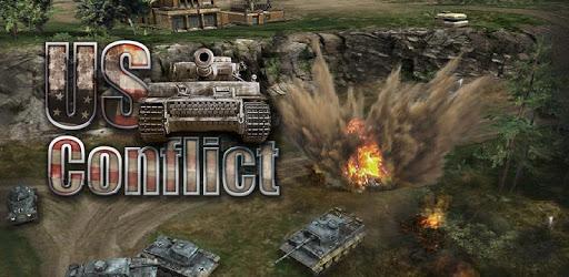 US Conflict — Tank Battles