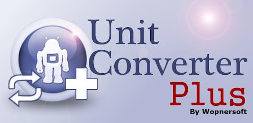 Unit Converter Plus