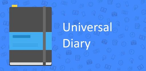 Universum - Diary, Journal, Notes