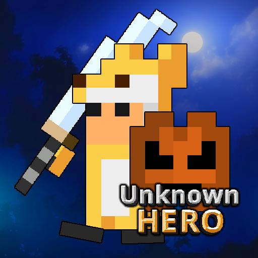 Unknown HERO - Item Farming RPG. v3.0.272 دانلود بازی قهرمان ناشناخته + مود اندروید