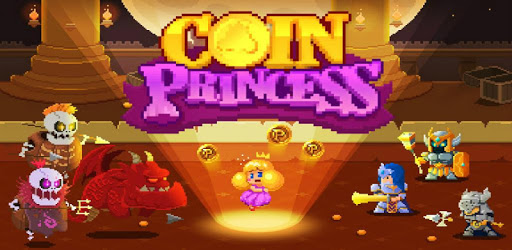[VIP]Coin Princess: Tap Tap Retro RPG Quest