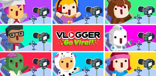 Vlogger Go Viral - Tuber Game