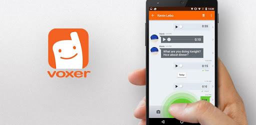 Voxer Walkie Talkie Messenger