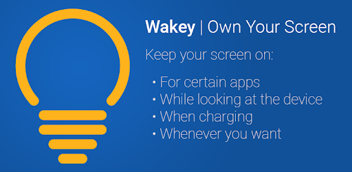 Wakey - Control your screen sleep and brightness