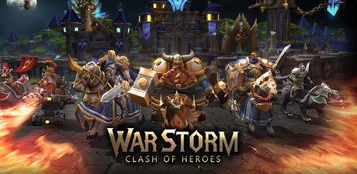WarStorm: Clash of Heroes