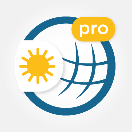 Weather & Radar Pro v2020.2.2 برنامه نمایش عکس های ماهواره ای هواشناسی اندروید اندروید