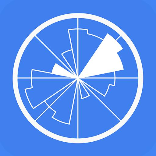 Windy.app: wind forecast & marine weather v7.5.1 دانلود نسخه پرو برنامه مشاهده وضعیت باد ها و جریان های دریایی اندروید