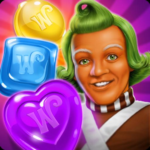 Wonka's World of Candy – Match 3 v1.25.1875 دانلود بازی جذاب دنیای شکلات وونکا+مود اندروید