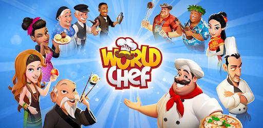 World Chef 🍰🍔🍝🍓