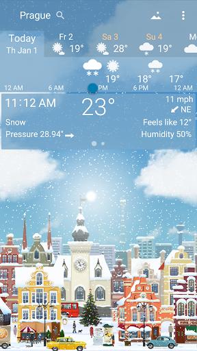 YoWindow Weather v2.14.37 دانلود یو ویندو برنامه هواشناسی اندروید