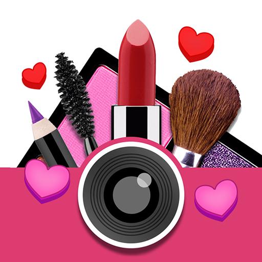YouCam Makeup Magic Selfie Makeovers v5.61.1 برنامه آرایش صورت اندروید