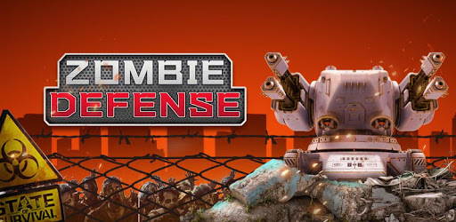 Zombie Defense: Survive in the Zombie World