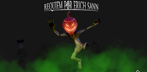 Zombie Erich Sann : The New Horror Games.