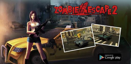 Zombie Escape2-TheDriving Dead battlegrounds