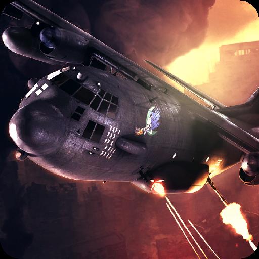 Zombie Gunship Survival v1.6.0 دانلود بازی هواپیمای جنگی زامبی + مود اندروید