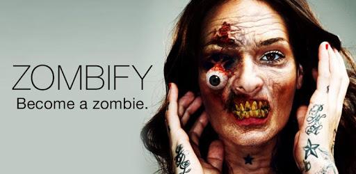Zombify - Zombie Photo Booth