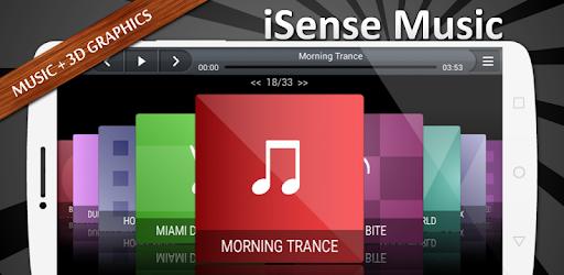 iSense Music - 3D Music Player